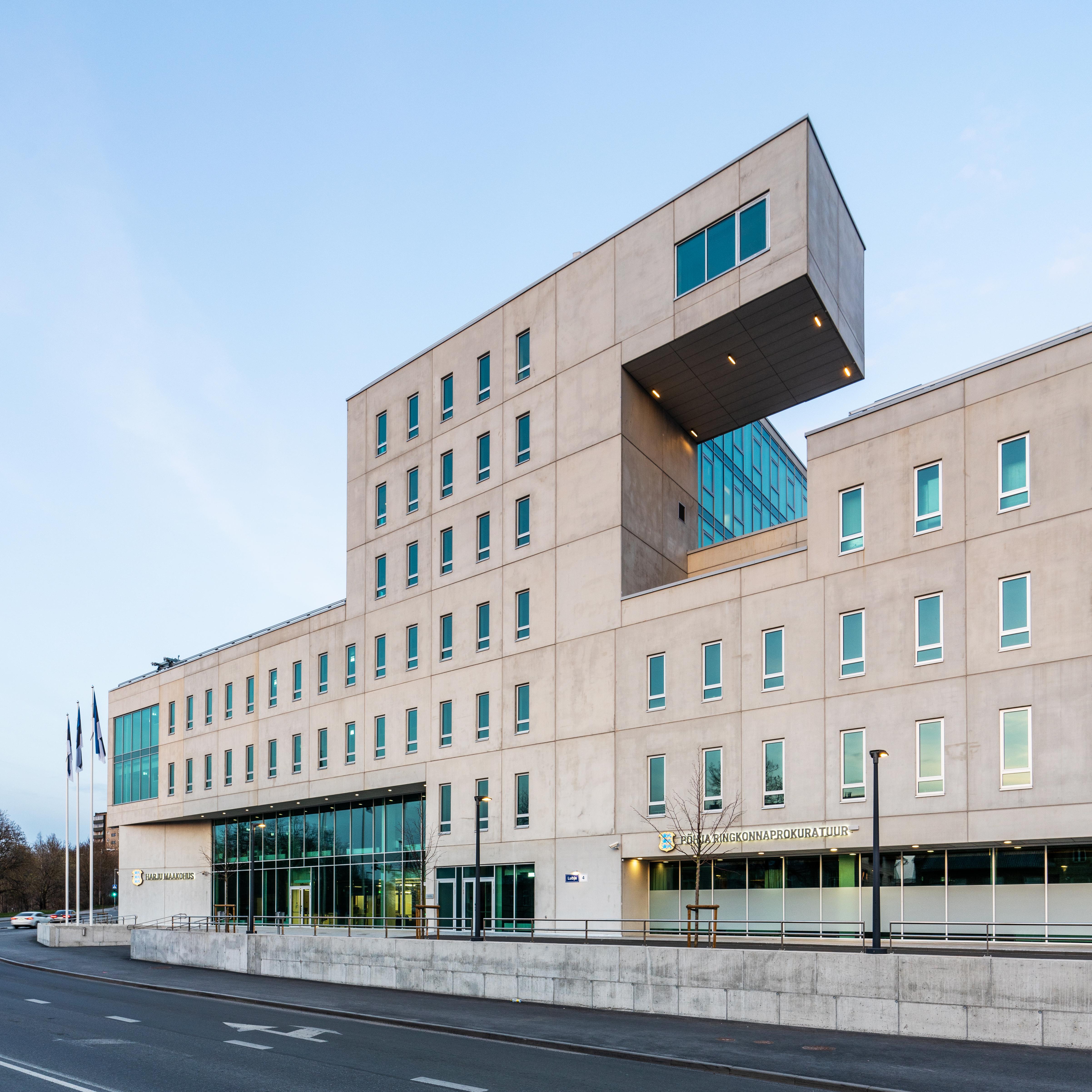 Lubja 4 hoone Tallinnas
